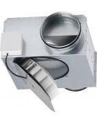 Caissons de ventilation