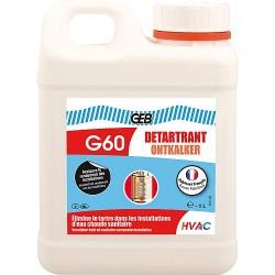 Détartrant sanitaire G60