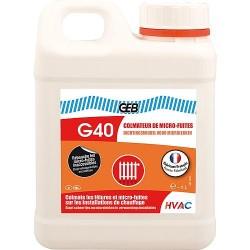 Colmateur pour micro-fuites GEB G40 Bidon 2 litres