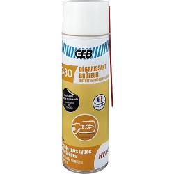 Degraissant bruleur GEB G80 Bidon 5 litres