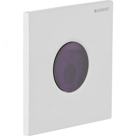 Plaque de recouvrement Sigma01 blanc alpin