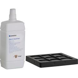 Set de filtre charbon actif nettoyeur de gicleurs pour Geberit AquaClean, systeme WC complet