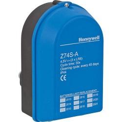 Servomoteur pour le rinçage automatique des filtres eau potable équipés du dispositif de lavage à contre-courant