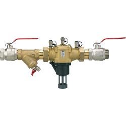 """Robinetterie de remplissage automatique avec système de séparation BA, FxF 1"""" 2231351"""