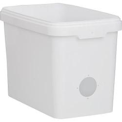 Réservoir avec orifice pour conduite d'alimentation de douche, compatible SWH 100
