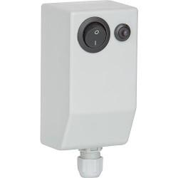 Coffret électrique, convient pour la pompe pour puits profond Zehnder TM12-1
