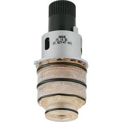 """Cartouche thermostatique compacte Grohe DN 20 (3/4""""), convient pour les thermostats Grohtherm"""