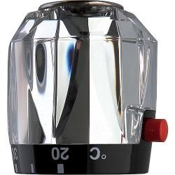 Levier de sélection de température, compatible Grohe : Grohmix