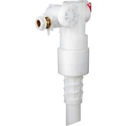 Soupape de remplissage Grohe, convient pour réservoir de chasse d'eau à partir de 01/12/1995