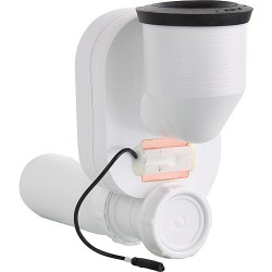 Siphon pour urinoir Keramag