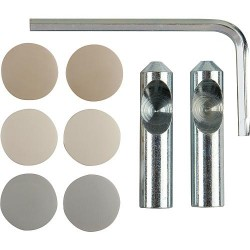 Kit de fixations WC et bidet suspendus Subway