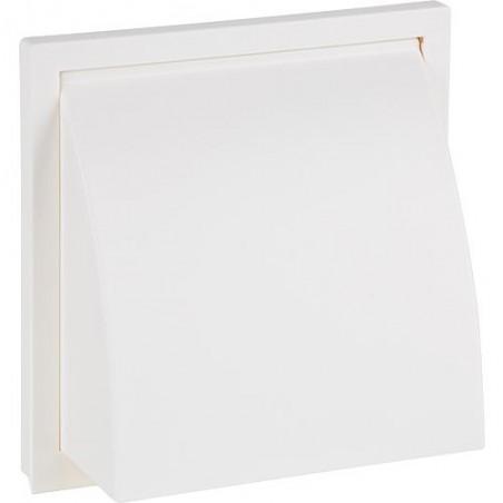 Capot NW150 plastique blanc avec clapet