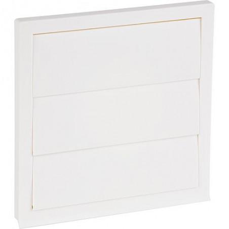 Clapet NW100 plastique blanc