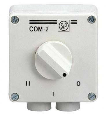 Interrupteur 2 vitesses Com-2