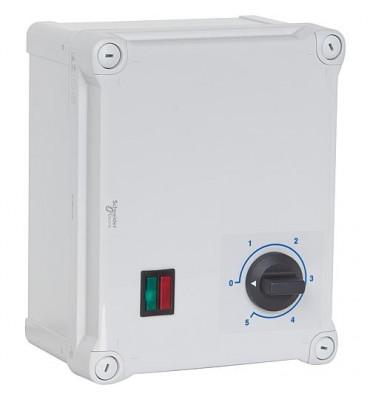 transformateur 5 niveaux avec moteur protection triphasé RDV-0,8 N