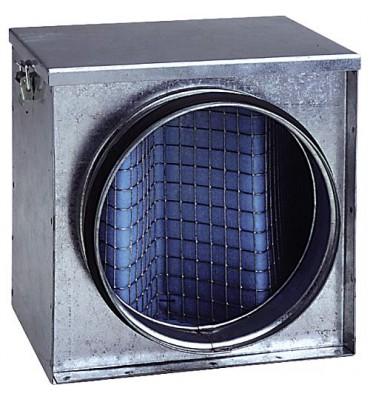 Boite de filtre a air avec filtre G4 Type MFL-125
