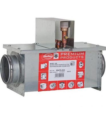 Registre de tirage d'eau chaude WHR 160