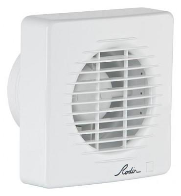 Ventilateur pour petites pièces Type HEF-100 montage pour tuyaux / puits NW100