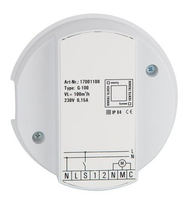 Module de commande Evenes Type G100 100m³/h
