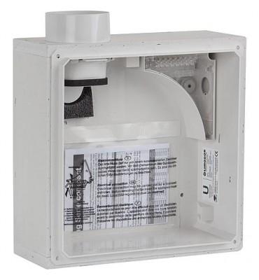 Boîtier encastré pour unité de ventilation type compact-BR
