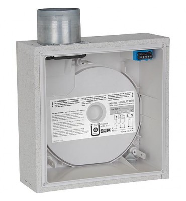 Boîtier encastré pour unité de ventilation type ELS-GUB