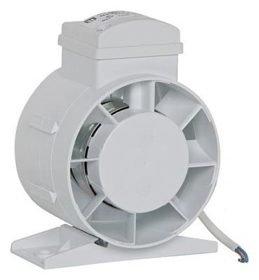 Ventilateur de gaine circulaire TEF 100 (V -110m³/h)