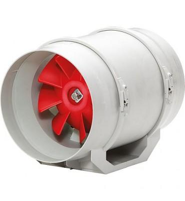 Helios MultiVent MV 125 Extracteur tubulaire - 1 allure 125 mm