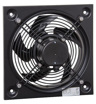 Ventilateur mural axial type HXBR/4-450