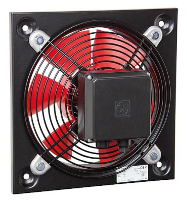Ventilateur mural axial courant alternatif HCFB/4-250/H