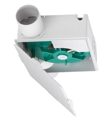 Groupe de ventilation extra-plat SlimVent Type SVV, DN 80 (V - 110 m³/h)