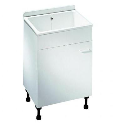 Bac de lavage ATTENTION avec armoire 2 articles !!!