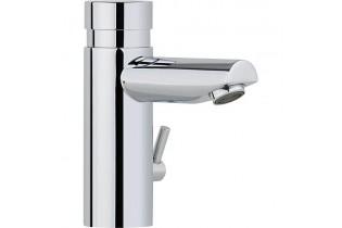 Mitigeur de lavabo temporisé avec limiteur de température
