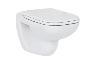 WC suspendu à fond creux, Standard D-Code