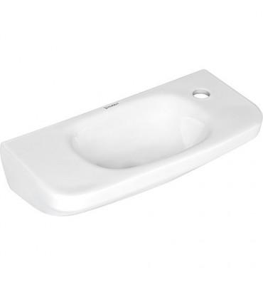 Lave-mains DuraStyle, trou de robinet à droite