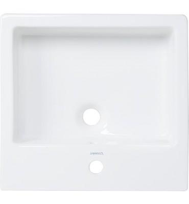 Vasque Duravit Vero, blanc avec trop-plein, 500x470x175mm