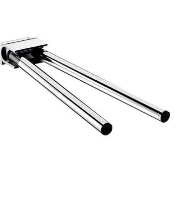 Porte-serviettes system 2, deux bras