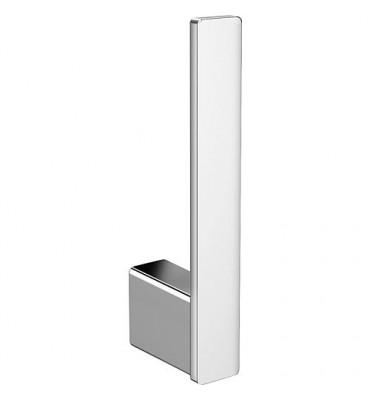 Porte-papier WC de réserve loft pour un rouleau, vertical