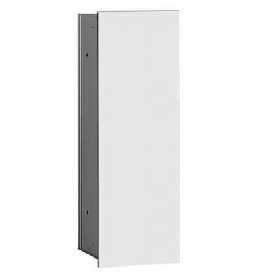 Module de WC Emco asis 2.0 encastre, hauteur 497mm blanc