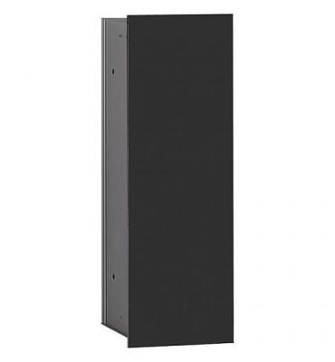 Module de WC Emco assis 2,0 encastre, hauteur 497mm noir