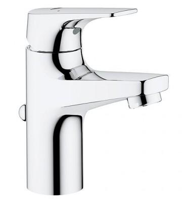 Mitigeur lavabo Bauflow S-Size avec limiteur de température