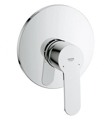Mitigeur de douche Eurostyle C kit prêt à l´emploi pour 35501 chromé