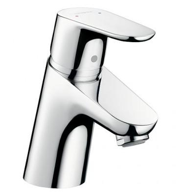 Mitigeur de lavabo Focus DN 15 chromé