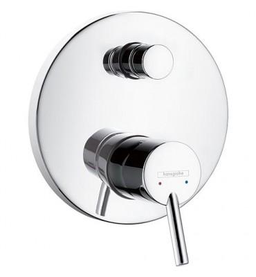 Mitigeur bain/douche encastré Talis S chromé - standard kit prèt à l'emploi