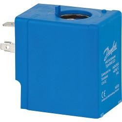 Bobine d electrovanne Danfoss Type 042 N 12 V 14W