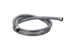 "Flexible de douche Hansgrohe type Metalflex C160 1/2"" x 1/2"" protection anti-plis"