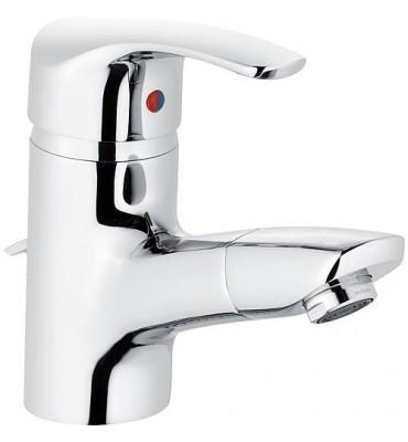 Mitigeur lavabo, avec douchette extractible Ascona