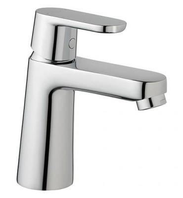 mélangeur lavabo idéal Standar Vito, basse pression, saillie 102 mm chrome