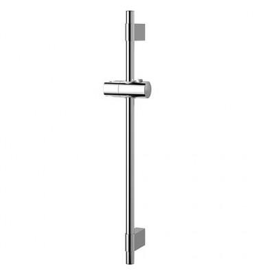 Barre de douche Idealrain 600 mm XL & L support dou. coulissant à bouton