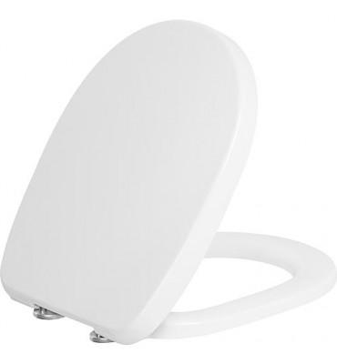 Abattant WC 'CONNECT ARC' K C 001 WBUK Softclose - blanc