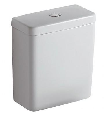 Réservoir WC 'CONNECT ARC' K C 001 WBUK - 6 litres céramique blanc - écoulement inf
